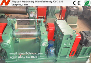 Rubber Calender Machine, Four Rolls Rubber Calender pictures & photos