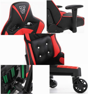 Multi-Function Reclining Executive PU Leather Gaming Office Chair pictures & photos