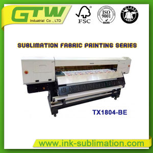 1800mm Inkjet Printer with Four 5113 Print Heads Tx1804-Be for Digital Printing pictures & photos