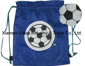 Foldable Draw String Bag, Football, Lightweight, Convenient and Handy, Leisurepromotion, , Sports, Accessories & Decoration pictures & photos