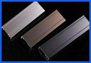 Powder Coat Aluminum Extruded Profile Tubing/Pipe/Tubes 7075 5042 6063 3003 pictures & photos