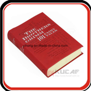 Silver & Embossed Soft Cover PU Journal pictures & photos