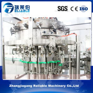 Reliable Automatic Carbonated Drink Filling Machine pictures & photos