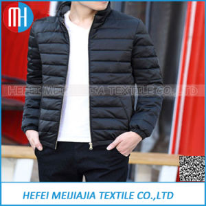 Jacket and Down Pad Warm Men′s Jacket pictures & photos