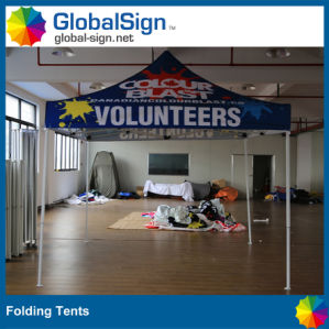 Outdoor 10 * 10 Sublimation Printed Pop up Canopy Marquee pictures & photos