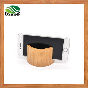 Bamboo Mobile Display Stand Phone Holder pictures & photos