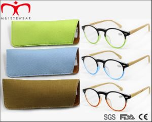 Unisex Reading Glasses with Pouch Available in Display Packing (WRP7051040) pictures & photos