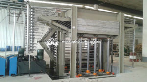 Plywood Synchronous Closing Hot Press Machine pictures & photos