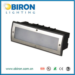 3W LED Embedded Wall Light pictures & photos