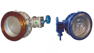 Swing Type Butterfly Slow Shut Buffer Non Return Check Valve (H47X/H) pictures & photos