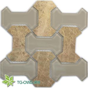 Bathroom Resin Mosaic (TG-OWD-968) pictures & photos