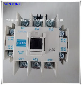 Sontune Good Quality Sts-N20 Magnetic Contactor pictures & photos