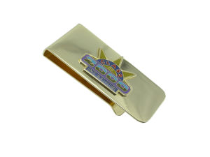 Custom Logo Metal Money Clip pictures & photos