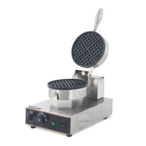 High Quality Electric Waffle Maker Waffle Baker Ub-01 pictures & photos