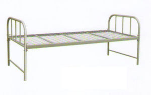 Modern Shool Furniture Steel Metal Bunk Dormitory Bed (HX-ST180) pictures & photos