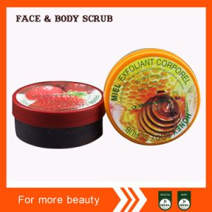 Professional Face Care Body Care Manufacturer Located in Guangzhou OEM/ODM Service Skin Care Honey Body Scrub pictures & photos