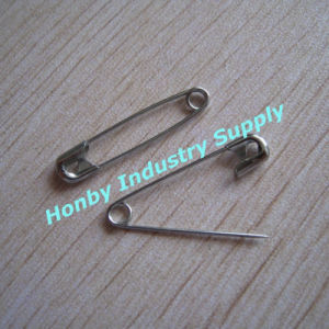 Wholesale 28mm Bunches Metal Safety Pin