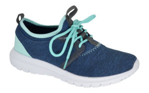 Women′s Casual Breathable Sport Running Shoes