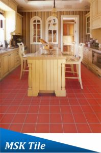 New Red Terracotta Quarry Tiles for pictures & photos