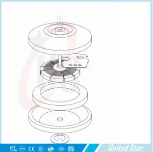 Ceiling Fan BLDC Motor pictures & photos