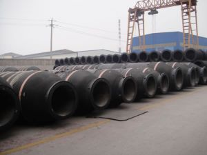 Rubber Hose with HDPE Pipe pictures & photos