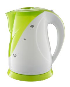 Electric Plastic Kettle 360 Degree Cordless with LED Light Fx-816 pictures & photos