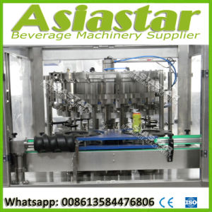 Automatic Aluminum Can Beer Liquid Filling Sealing Machine Price pictures & photos