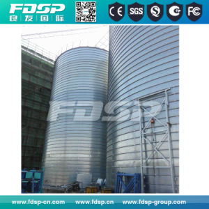 Galvanized Corrugated Steel Maize Silo/Corn Steel Silo pictures & photos