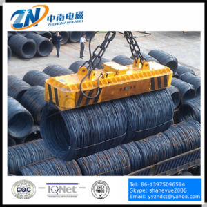 Square Lifting Magnet for Wire Rod Coil Instead of C-Hook Using MW19-21072L/1 pictures & photos