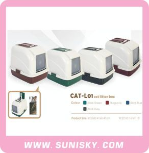 Cat Litter Box Cat Litter Tray Cat Toilet pictures & photos