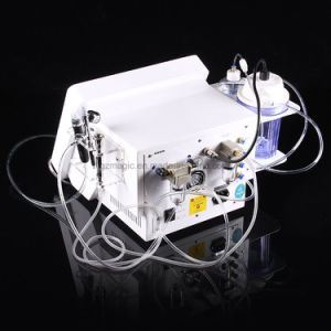 Factroy Direct Wholesale 3 in 1 Hydra Facial Diamond Microdermabrasion Machine for Sale with Oxygen Airbrush Spray Gun pictures & photos