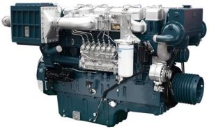 152HP Marine Diesel Engine for Boat pictures & photos