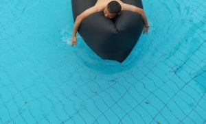 New Designs Inflatable Air Lounger (H43) pictures & photos