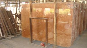 Coral Red Slabs/Tiles Marble Red Marble pictures & photos