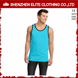 Customized Cheap Summer Cool Quick Dry Tank Top Men 2017 (ELTMBJ-418) pictures & photos