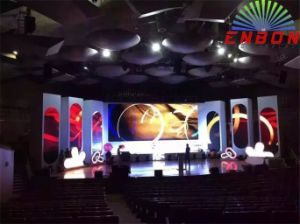 Waterproof Transparent LED Video Wall for Outdoor and Indoor Stage pictures & photos