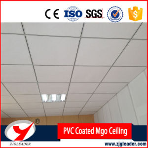 Outstanding Fireproof Performance MGO Ceiling pictures & photos