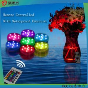 Christmas Decorative Waterproof Multi-Color Remote Control LED Aquarium Lamp pictures & photos