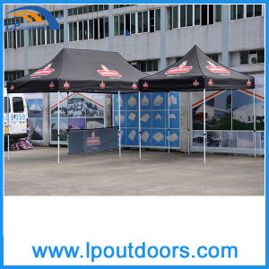 3X6m Outdoor Hexagon Steel Frame Folding Tent Pop up Canopy for Advertising pictures & photos