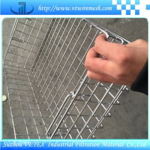 Stainless Steel Mesh Basket No Rust Protect Environmental pictures & photos