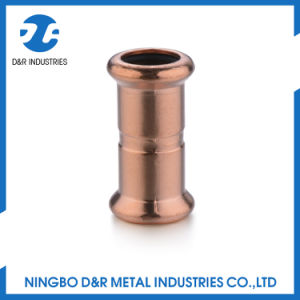 High Quality Tube Copper Fitting pictures & photos