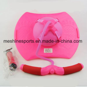 Wholesale Thicken PVC Inflatable Balance Jump Ball with Handle pictures & photos