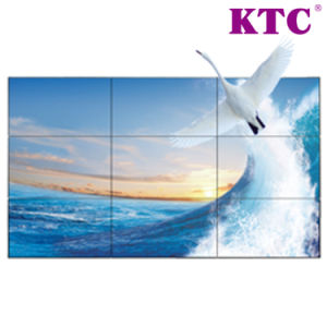 55 Inch 3.7mm Samsung LCD Video Wall with Narrow Bezel pictures & photos