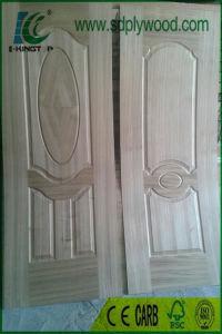 HDF Mould Door Skin Faced Veneer 3mm, 4mm Thickness pictures & photos