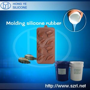 RTV Food Grade Silicone Rubber for My Own Dessert Moulds pictures & photos