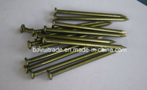 "1/2""-7"" Galvanized Common Nails Factory Concrete Nails Roofing Nails Factory pictures & photos"