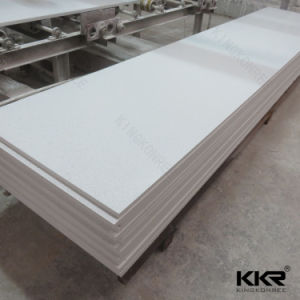 12mm Pure Acrylic Solid Surface Slab for Kitchen 061404 pictures & photos