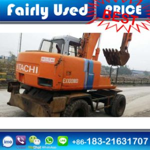 Used Hitachi Ex100wd Wheel Excavator of Hitachi Ex100wd-2 pictures & photos