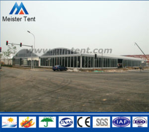 Arcum Shape Dome Roof Hard Wall Temporary Outdoor Exhibition Tent pictures & photos