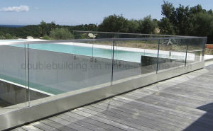 China Glass Railing Manufacturer Outside Deck Railing pictures & photos